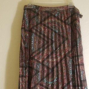 Lucy & Laurel Maxi Skirt